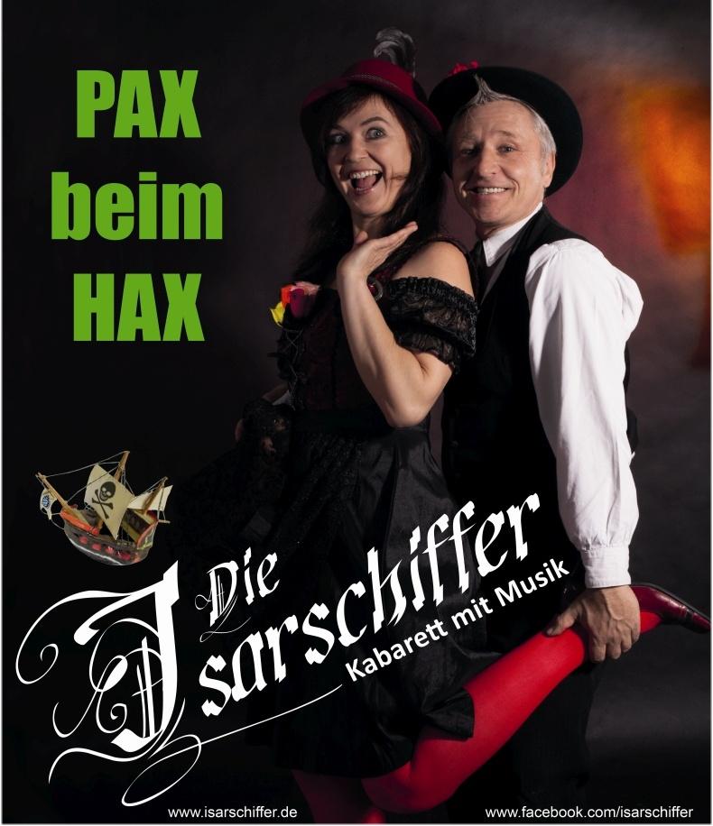 Isarschiffer Doris Berauer Rainer Berauer