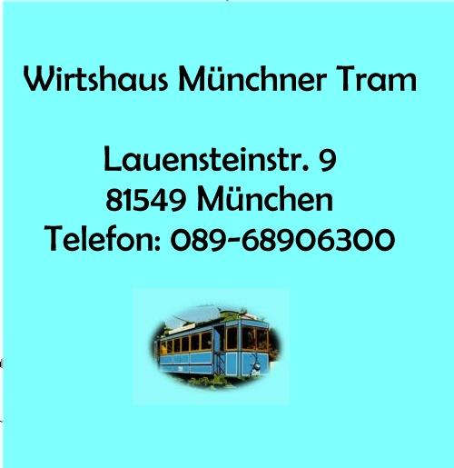 Wirtshaus Münchner Tram